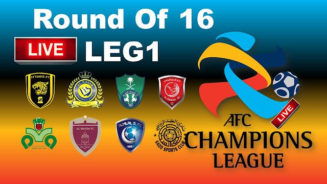 Live AFC Champion League 2019