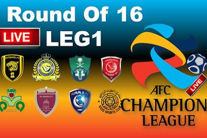 Live Streaming Al Ittihad vs Zob Ahan AFC Champion League 2019 Leg1
