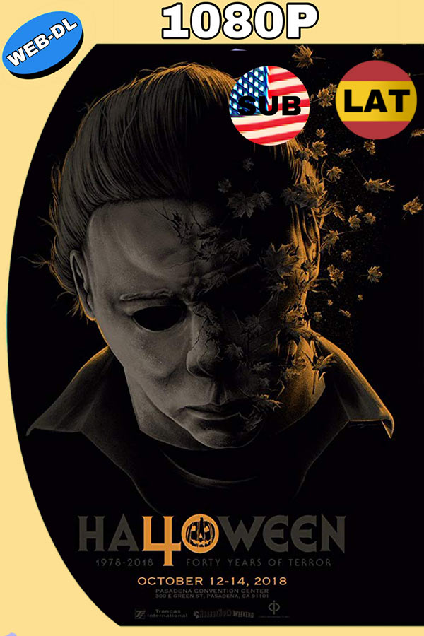 Halloween (2018) HD 1080p Latino