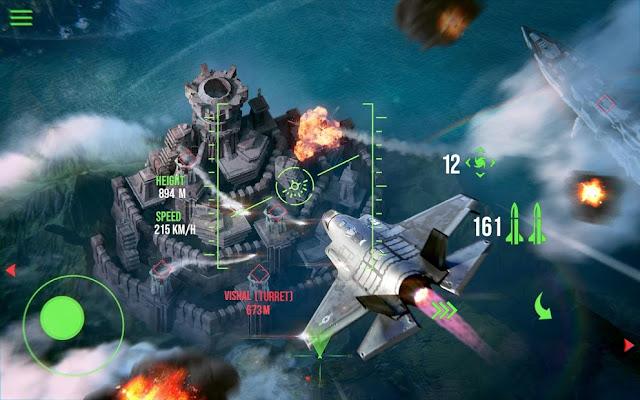 Modern Warplanes Hileli APK - Para Hileli APK
