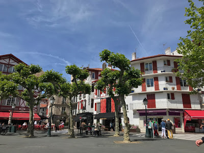French Village Diaries #KTTinyTourer cycles the Pays Basque Atlantic coast