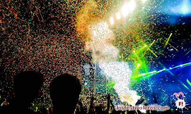 Arenal Sound, 2016, Festival, Música, ElyElla Dj's