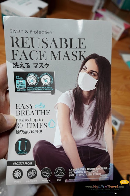 Premium Reusable Face Mask