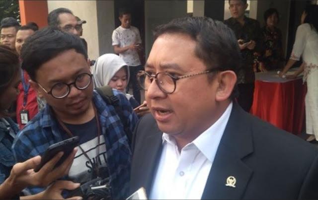 Soal 'Ibu Pertiwi Diperkosa Dia', Fadli: Luhut Kayak The Real President