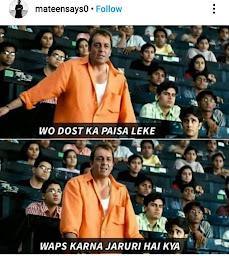 Munna Bhai MBBS Memes 2020