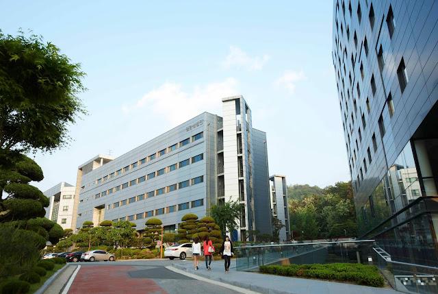 Khuôn viên đại học Namseoul