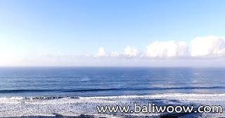 Black Sand Beach Delod Berawah Jembrana, Bali