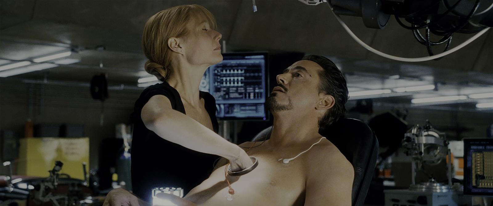 Iron Man: el Hombre de Hierro (2008) 4K UHD [HDR] Latino - Ingles captura 3