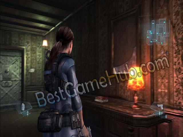 Resident Evil Revelations Torrent Game Free Download