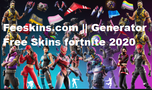 Feeskins.com || Generator Free Skins fortnite 2020 - JALUR ...