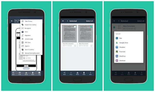 Simple Scan PDF Scanner App Pro full apk