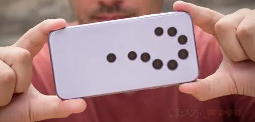 اغرب كاميرات الهواتف الذكية تاتى بشكل غريب فى العام المقبل