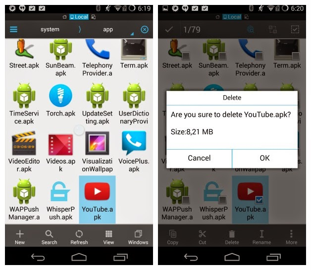 Instal Play Store Android Manual