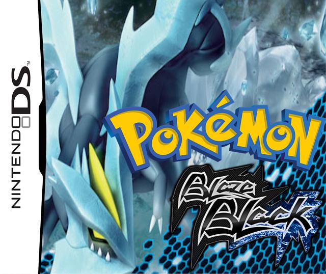 Pokemon Blaze Black ROM DS
