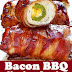 Best Ever Bacon BBQ Chicken Bombs