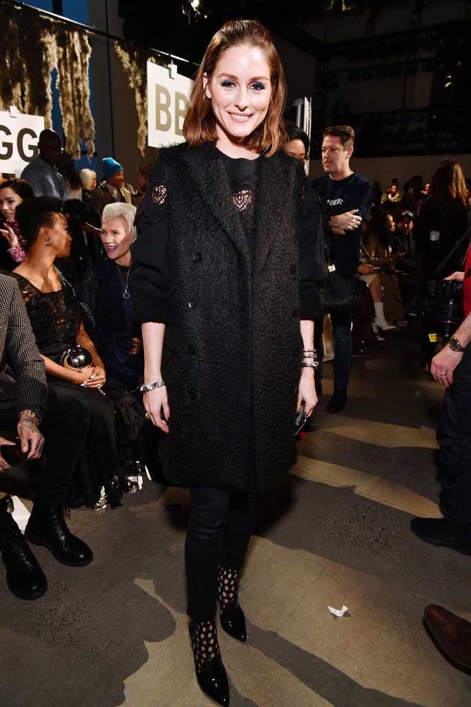 The Olivia Palermo Lookbook : New York Fashion Week ...