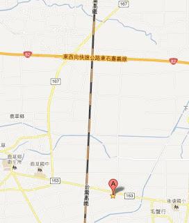 迷鹿餐廳路線圖