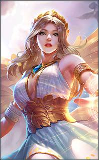 Rafaela Wings of Holiness Heroes Support of Skins Rework V1