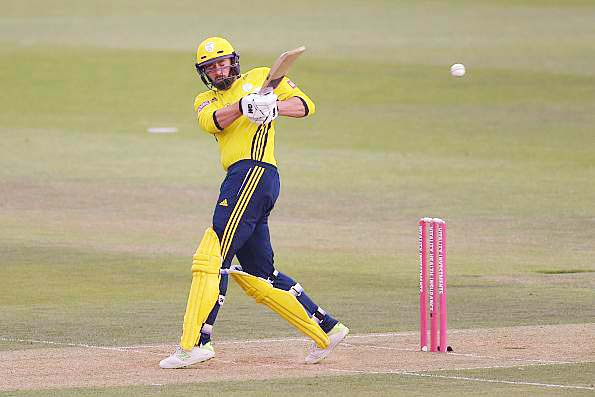 Sydney Sixers rope in James Vince as Joe Denly BBL NYC
