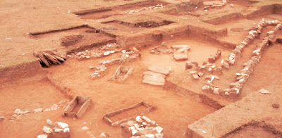 31 intact burials unearthed in large Mycenaean cemetery