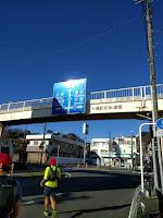 大磯駅前歩道橋