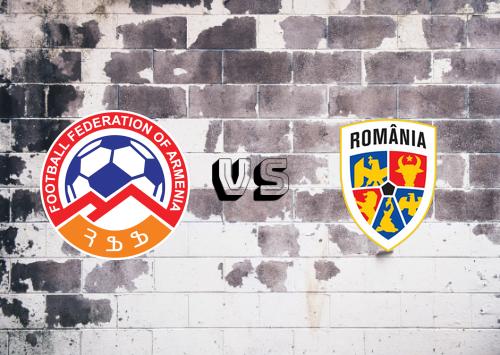 Armenia vs Rumanía  Resumen