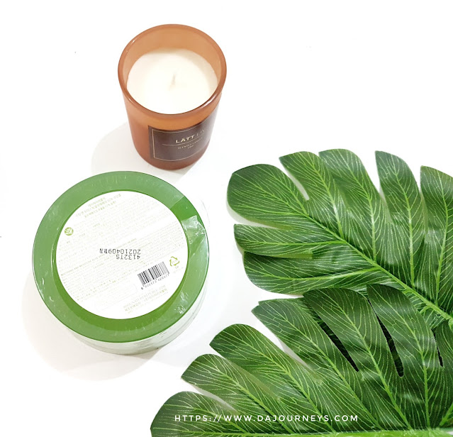 Review Nature Republic Soothing and Moisture Aloe Vera