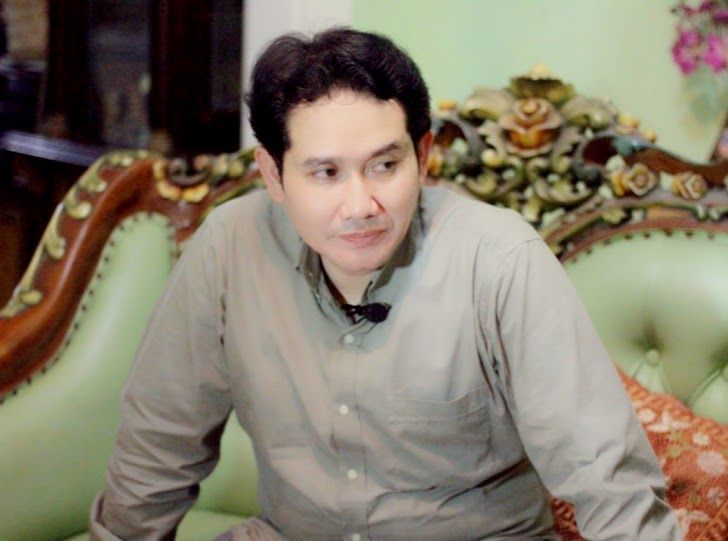 Dede Farhan Aulawi, Prihatinkan Lunturnya Narasi Kesantunan Dalam Kehidupan Berbangsa