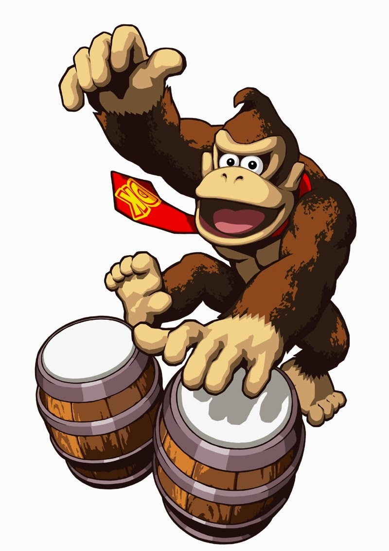 Donkey Kong  Music Extended Frantic Factory Car Race