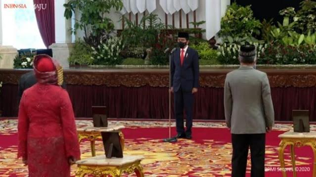 Jokowi Beri Gelar Pahlawan Nasional ke 6 Tokoh, ini Daftarnya