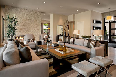 Interior design ideas for the living room