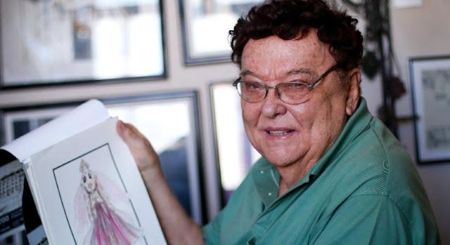Morre Victor Moreira, figurinista e cenógrafo da Paixão de Cristo de Nova Jerusalém