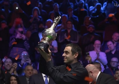 Bretfred World Snooker Championship 2018 Draw: Schedule, Fixtures, dates, Selby vs Faces Perry, Ronnie O'Sullivan vs Stephen Maguire;
