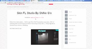 Tutorial fl Studio – Cara mengganti skin tampilan