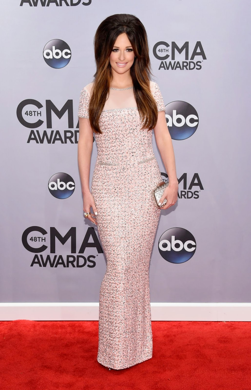 Kacey Musgraves - Best Dressed Celebrities at the 2014 Annual CMA Awards in Nashville