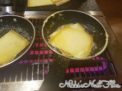 Raclette, Cheese