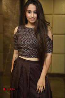 Telugu Actress Model Simrat Juneja Stills at Rapture 2017 Grand Logo Launch  0070.JPG
