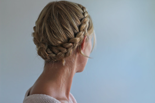 Wiesn, 2016, Oktoberfest, München, Munich, Hair, Braid