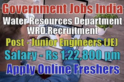 WRD Recruitment 2019