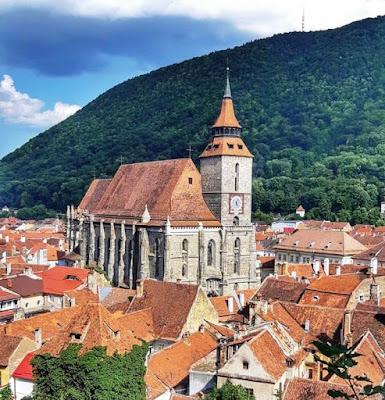 Brasov. Transilvânia. Romênia