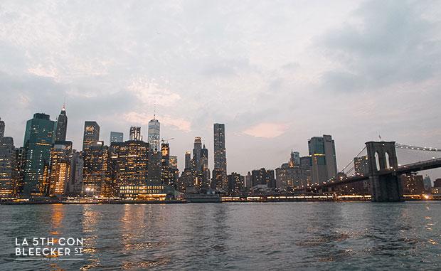 que hacer en Nueva York mirador skyline
