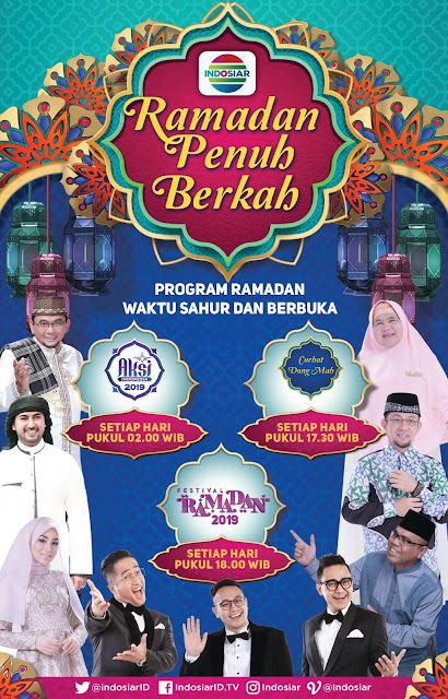 Hiburan Ramah Keluarga dalam Program Ramadan Penuh Berkah