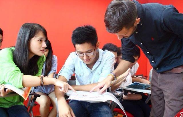 Học tiếng Anh ở đâu tốt nhất Gò Vấp Hồ Chí Minh?