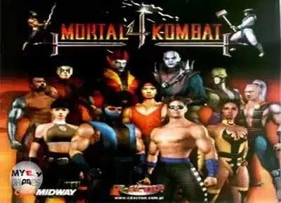 شرح لعبة 4 Mortal Kombat للكمبيوتر والجوال