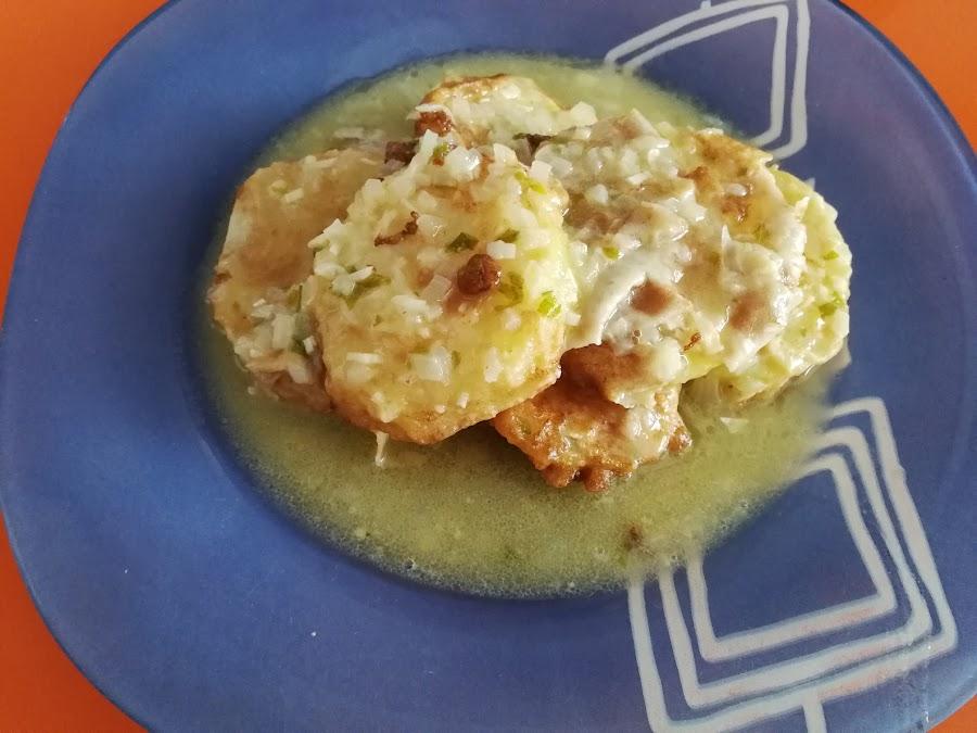 Patatas a la importancia como plato principal