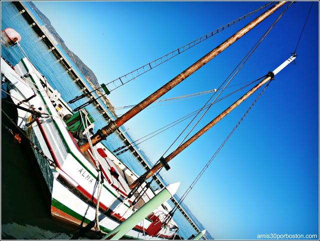 Alma en el Hyde St Pier