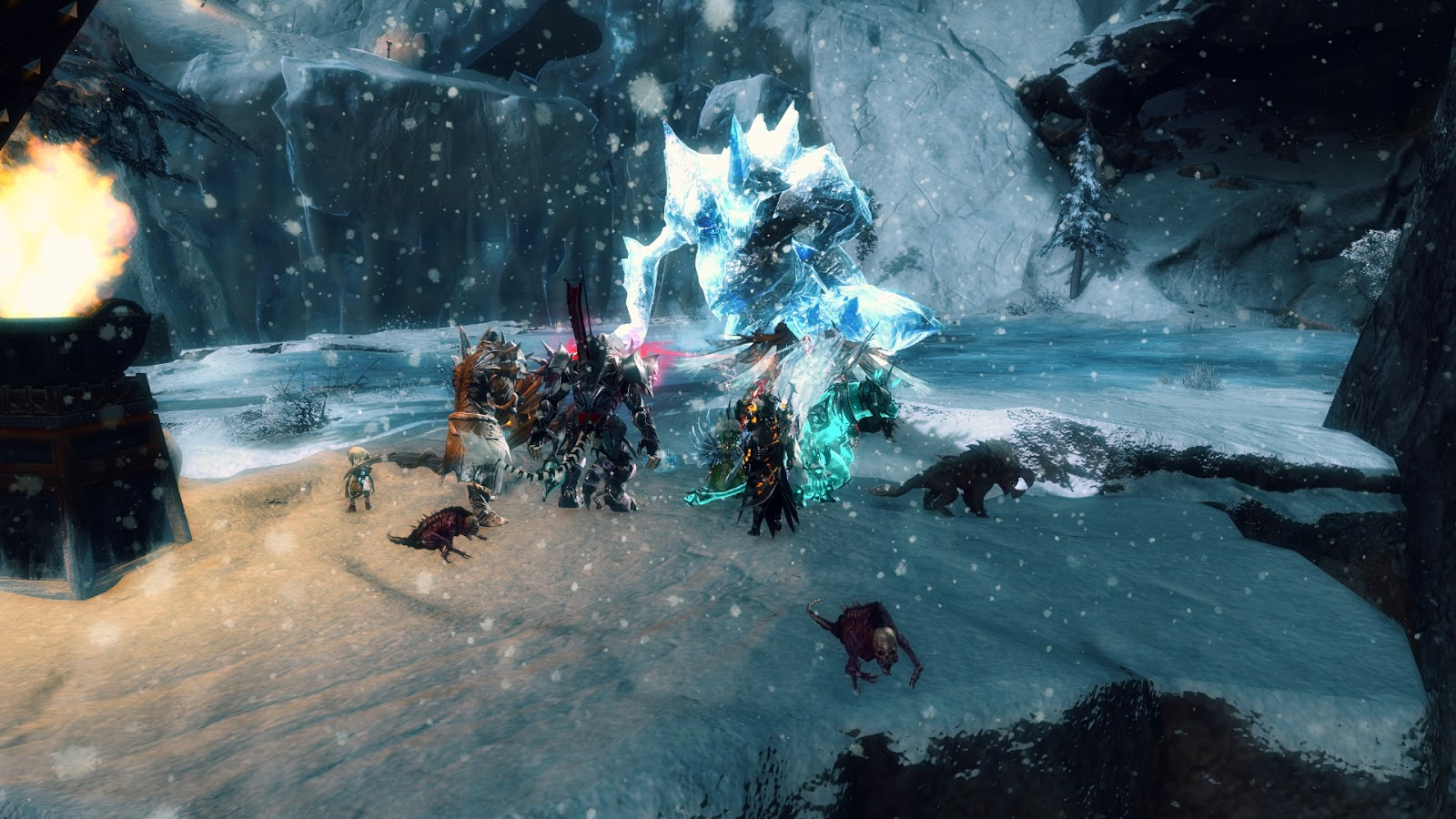 GreenyNeko's Blog: Guild Wars 2: Strike Missions Introduce Players To Raids