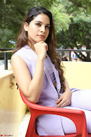 Tanya Hope in Crop top and Trousers Beautiful Pics at her Interview 13 7 2017 ~  Exclusive Celebrities Galleries 164.JPG