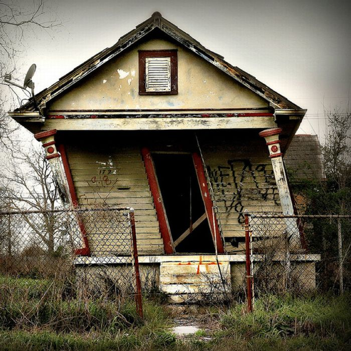 Deroucicho: Abandoned Houses In New Orleans, Louisiana