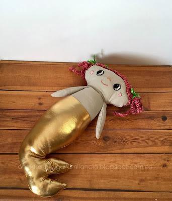 anekka handmade collection mermaid